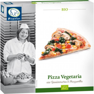 Biopolar Pizza Vegetaria 310g Schachtel