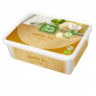 Bio Cool Vanille-Eis 1.000ml Schale