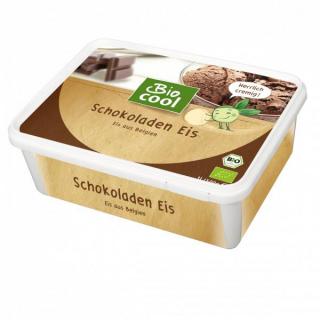 Bio Cool Schokoladen-Eis 1.000ml Schale