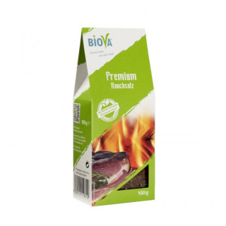 Biova Premium Rauchsalz 100g Packung