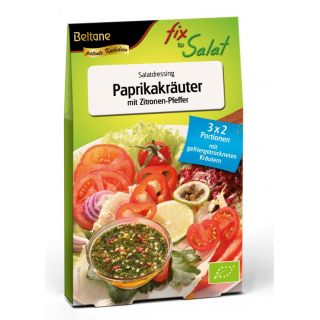Beltane Salatfix-Paprikakräuter mit 31,2g Beutel