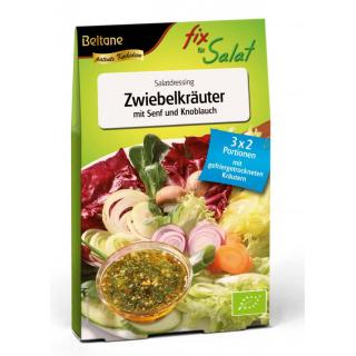 Beltane Salatfix-Zwiebelkräuter mit 31,2g Beutel