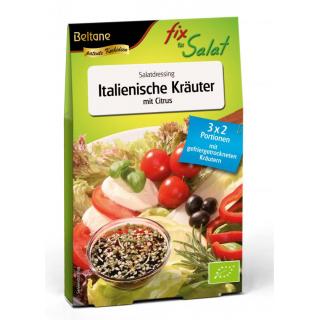 Beltane Salatfix Italienische Kräuter 30,3g Beutel