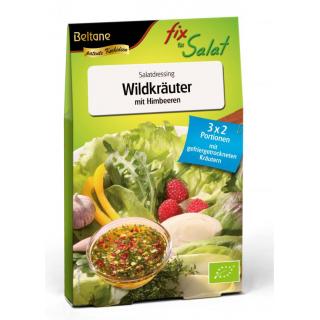 Beltane Salatfix Wildkräuter 30,3g Beutel