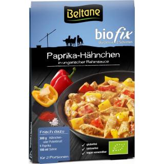 Beltane biofix Paprika Hähnchen 20,6g Beutel