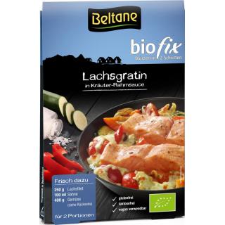 Beltane biofix Lachsgratin  19,7g Beutel