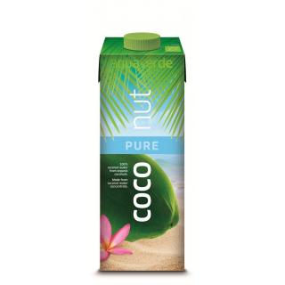 Dr. Martins aqua verde Coco Juice pur 1l Stück