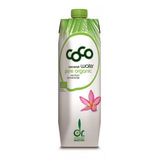 Dr. Antonio Martins coconut water green 1l Packung