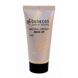benecos Creamy Make-up nude 30ml Tube