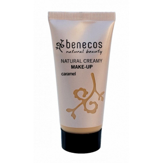 benecos Creamy Make-up caramel 30ml Tube