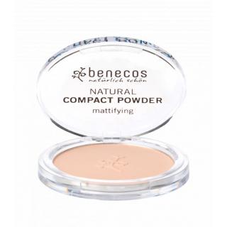 benecos Compact Powder sand 9g Dose