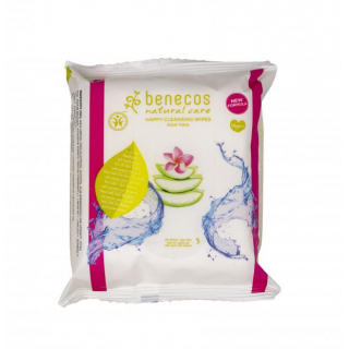 benecos Cleansing Wipes 25 St Packung