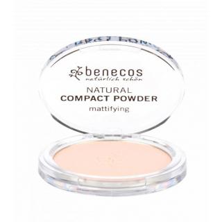 benecos Compact Powder fair 9g Stück