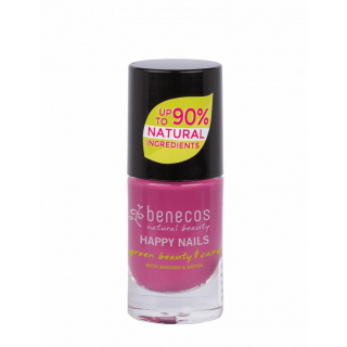 benecos Nail Polish my secret 5ml Flasche