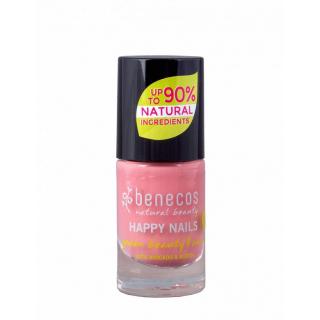 benecos Nail Polish bubble gum 5ml Flasche