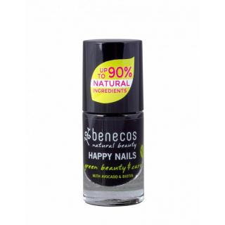 benecos Nail Polish licorice 5ml Flasche