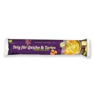 Donau Teig für Cuiche & Tartes pikant und süß 270g Packung