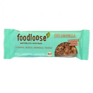 foodloose Nussriegel Coco Caramella 35g Stück