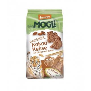Mogli Tiger Kakao-Butterkeks 125g Packung