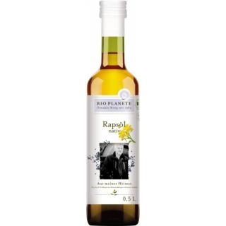 Bio Planète Rapsöl nativ 500ml Flasche