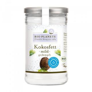 Bio Planète Kokosfett mild gedämpft 1l Glas