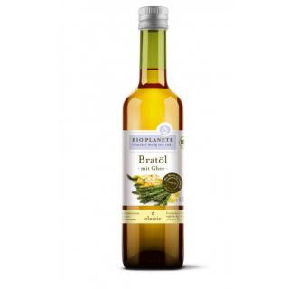 Bio Planète Bratöl mit Ghee 0,5l Flasche