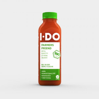 I·DO Juice Farmers Friend 500ml Flasche