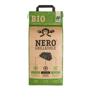 Nero Grillkohle Native 2,5kg Tüte