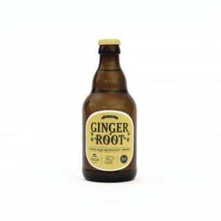 Ände Ginger Root alkoholfrei 0,33l Flasche