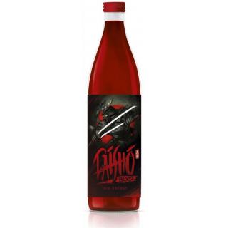 Attila Hildmann Daisho Blood 0,5l Flasche