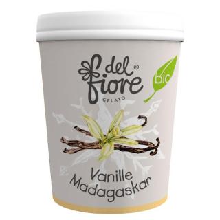 del fiore Gealato Vanille Madagaskar 500ml Becher