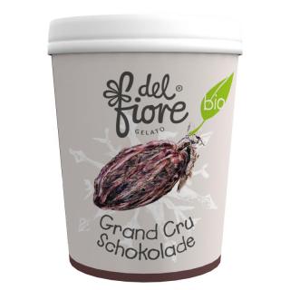 del fiore Gealato Gran Cru Schokolade 500ml Becher