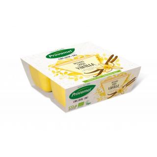 Provamel Soja Dessert Vanille 500g Packung (4x125g)