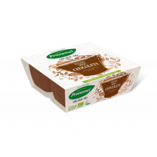 Provamel Soja Dessert Schoko 500g Packung (4x125g)