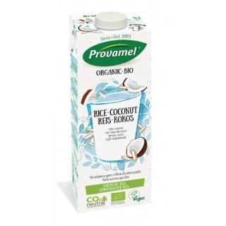 Provamel Reis Kokosdrink 1l Tetra Pack