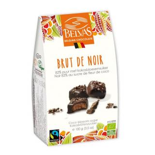 Belvas Brut de Noir 100g Packung -vegan-