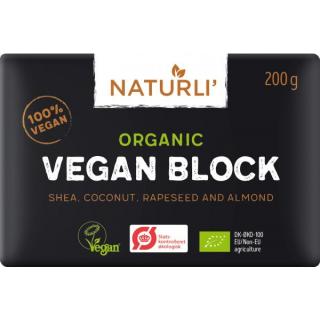 Naturli Food A/S Streichzarter Block 200g vegane Butter