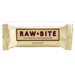 RAW BITE Rohkostriegel Coconut 50g Stück