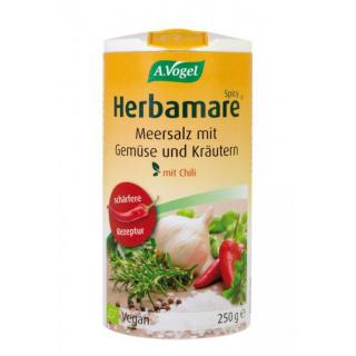 A.Vogel Herbamare® Spicy Kräutersalz 250g Packung