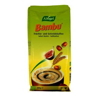 A.Vogel Bambu® Früchte und Getreidekaffe Nachfüllbeutel 200g Beutel