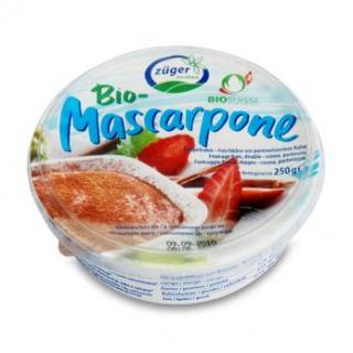 Züger Mascarpone 250g Becher