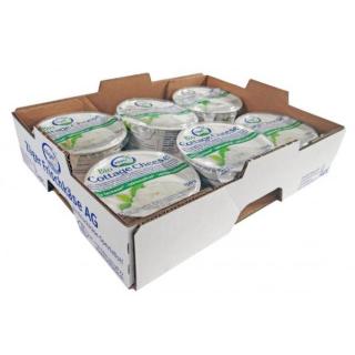 Frischkäserei  Züger Hüttenkäse 150g Becher lactosefrei