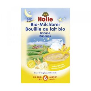 Holle Bananen-Milchbrei (Instant) 250g Packung