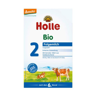 Holle Bio-Folgemilch 2 - 600g Packung