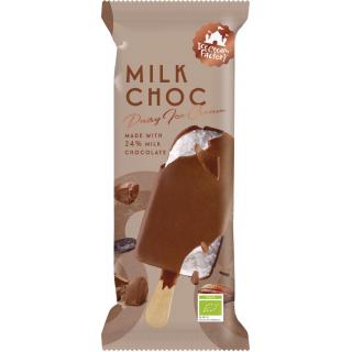 Udea Sweet Cow Choc Milk 120ml Stieleis (Milch)