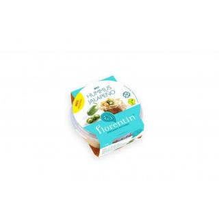 Florentin Hummus Jalapeño 170g Schale