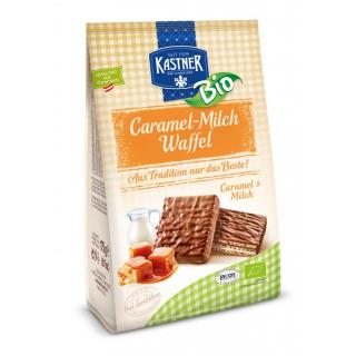 Kastner Caramel-Milch Waffeln 175g Packung