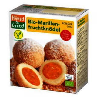 Hänsel und Gretel Marillenknödel mit Aprikosenfüllung 300g Packung