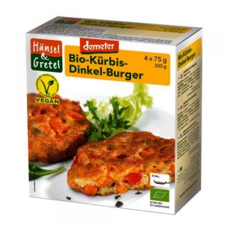 Hänsel und Gretel Kürbis Dinkel Burger 300g Schachtel
