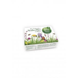 Bio Wiesenmilch Bio Teebutter 250g Stück